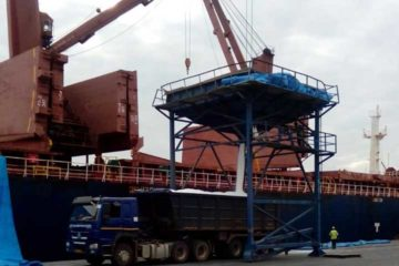 Transportation of Bulk cargo from Port